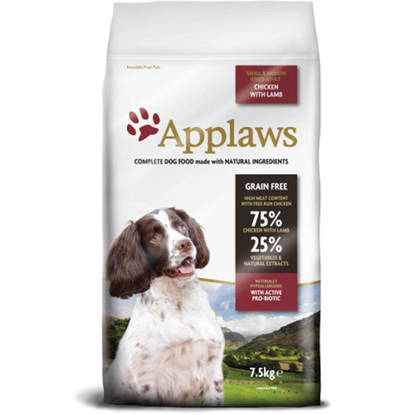 Picture of Applaws Dry Dog Food - Lamb 2kg