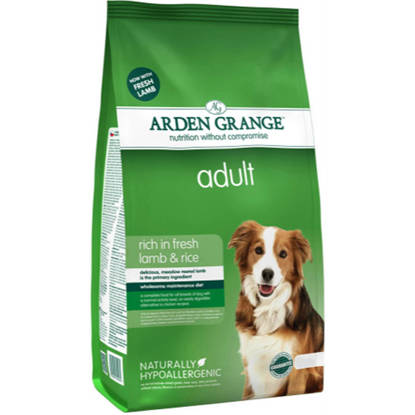 Picture of Arden Grange Adult Lamb & Rice 6kg