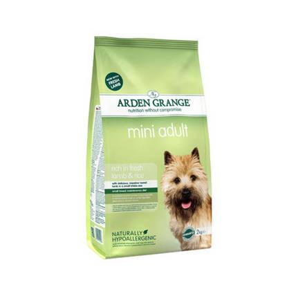 Picture of Arden Grange Adult Mini Lamb & Rice 2kg