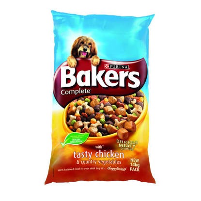 Picture of BAKERS COMPLETE CHK & VEG