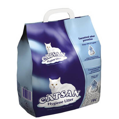 Picture of Catsan Hygiene Non Clumping Cat Litter 10L