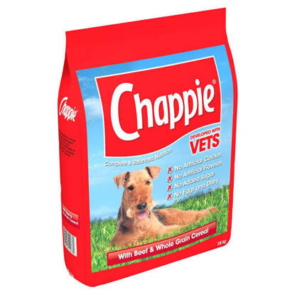 Picture of CHAPPIE COMPLETE BEEF W/CEREAL