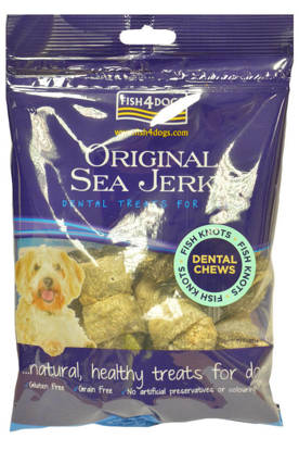Picture of FISH4DOGS SEA JERKY FISH KNOTS