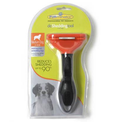 Picture of FURminator Dog Medium Long Hair -