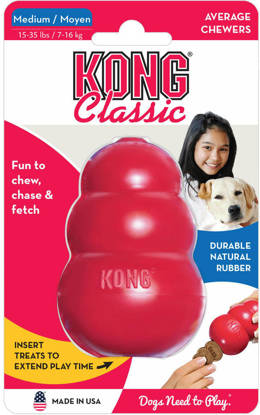 Picture of Kong Toy - Red - Medium