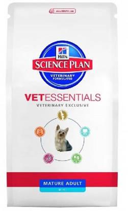 Picture of Hills Vet Essentials Mature Adult 7+ Mini 7kg