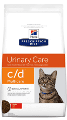 Picture of Hills C/D Feline Chicken 1.5kg